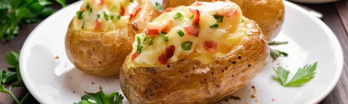 Рикотта с картофелем