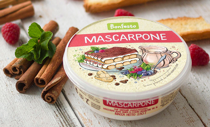 Гост маскарпоне сыр
